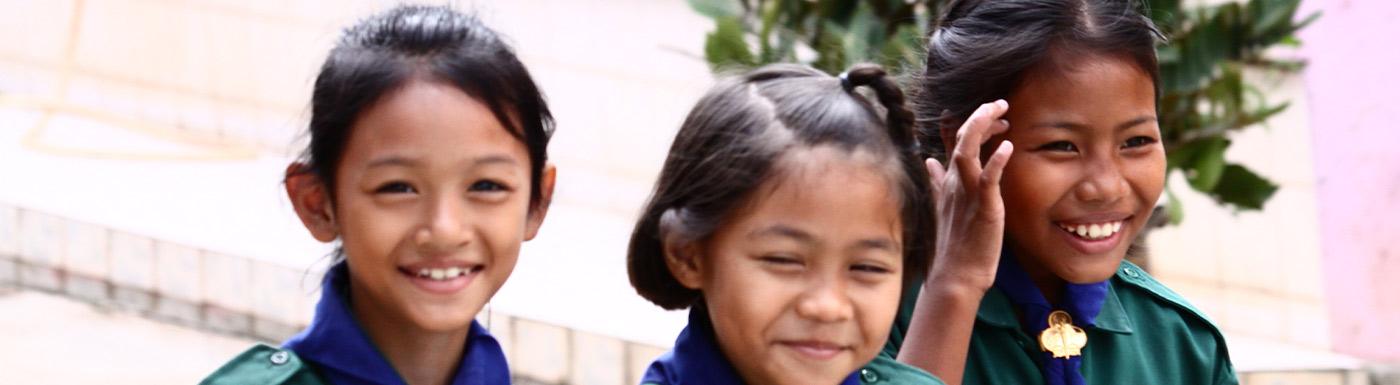 Thai TEFL Students